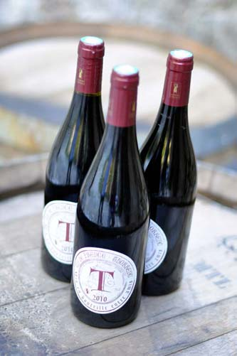 vin de thorrenc (2010)